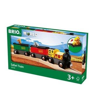 Brio Brio Houten Treinbaan Safari Trein 3+