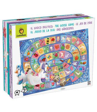 Ludattica Ludattica | Family Game | The Goose Game | Ganzenbord | 5+