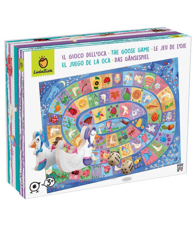 Ludattica   Family Game   The Goose Game   Ganzenbord   5+