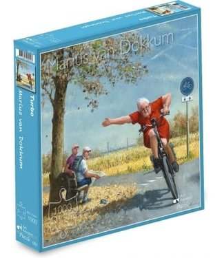 Art Revisited Art Revisited Marius van Dokkum Puzzel Turbo 1000 stukjes