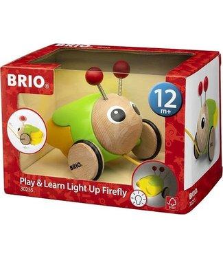 Brio Brio Houten Trekfiguur met Lichtje Vuurvlieg 11 cm 1+