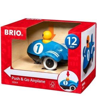Brio Brio Push & Go Airplane 1+