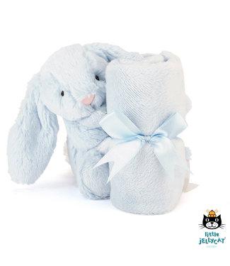 Jellycat Jellycat Bashful Blue Bunny Soother 34 cm