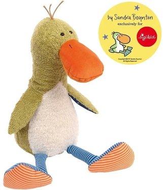 Sigikid Sigikid Patchwork Sweety Silly Duck by Sandra Boynton 34 cm |0+
