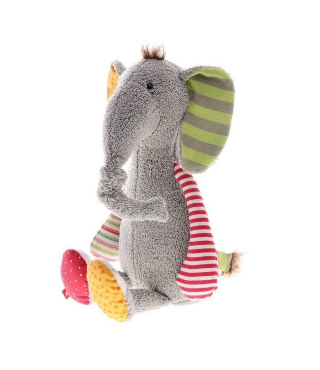 Sigikid Patchwork Sweety Elephant 40 cm |0+