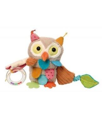 Sigikid Sigikid PlayQ Activity Owl 24 cm 0+