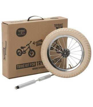 Trybike Trybike Steel Vintage Edition Trike Kit Ombouwpakket