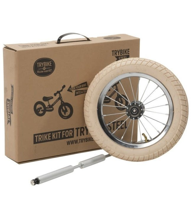 Trybike Steel Vintage Edition Trike Kit Ombouwpakket