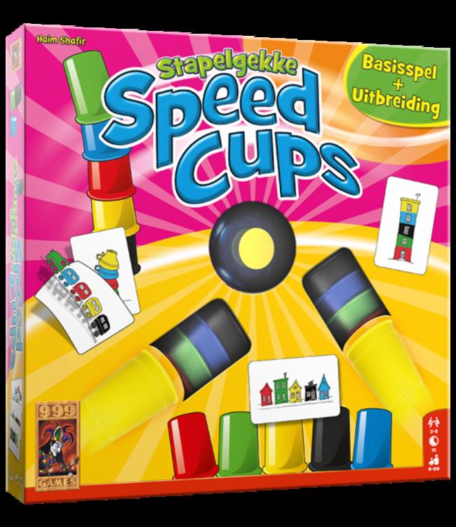 999 Games   Stapelgekke Speed Cups   6 spelers   6+