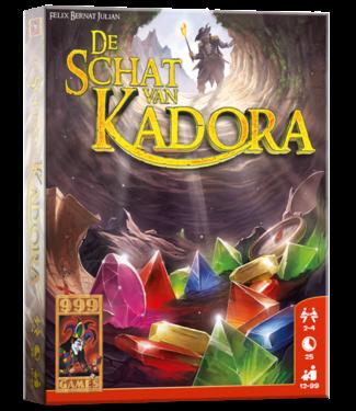 999-Games 999 Games De Schat van Kadora - Kaartspel 12+