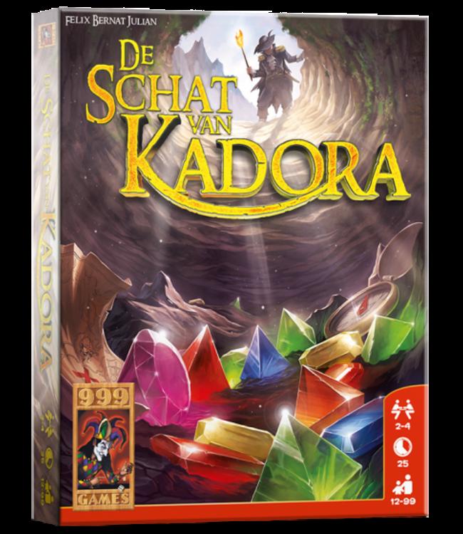 999 Games | Kaartspel | De Schat van Kadora | 12+
