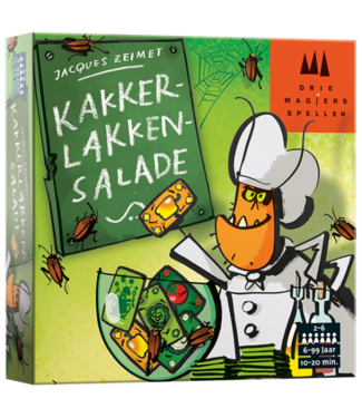 999-Games 999 Games Kakkerlakkensalade 6+