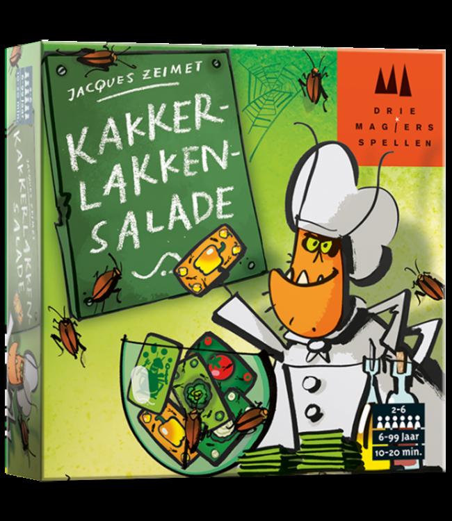 999 Games | Kaartspel | Kakkerlakkensalade | 6+
