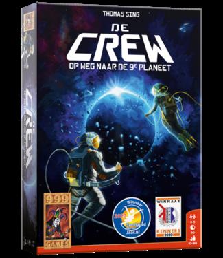 999-Games 999 Games De Crew - Kaartspel 10+
