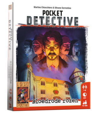 999-Games 999 Games | Breinbreker | Pocket Detective | Bloedrode Rozen | 12+