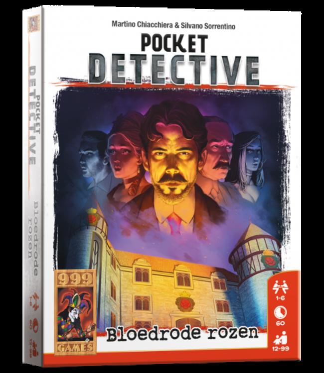 999 Games | Breinbreker | Pocket Detective | Bloedrode Rozen | 12+