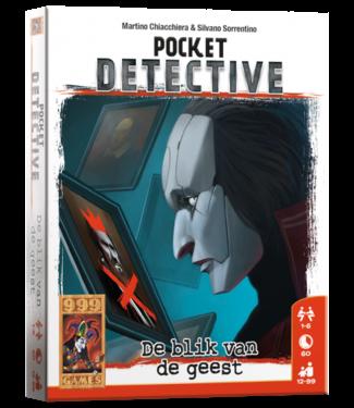 999-Games 999 Games Pocket Detective: De blik van de geest - Breinbreker 12+