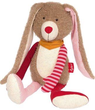 Sigikid Sigikid Patchwork Sweety Rabbit 40 cm   0+