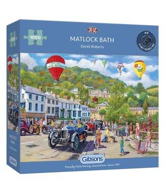 Gibsons Gibsons Puzzle | Derek Roberts | Matlock Bath | 1000 pieces