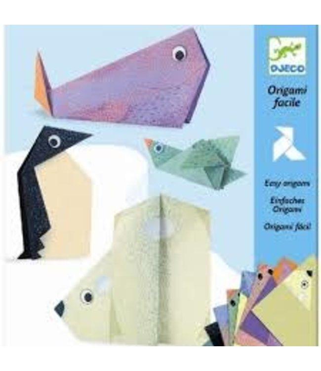 Djeco   Origami   Pooldieren   5-10 jaar