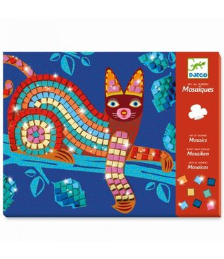 Djeco Djeco Mosaics Art by Number Oaxacan 4 - 8 yr