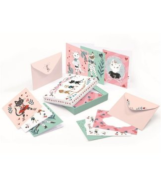 Djeco Djeco | Lovely Paper | Writing Set | Briefpapier | Lucille