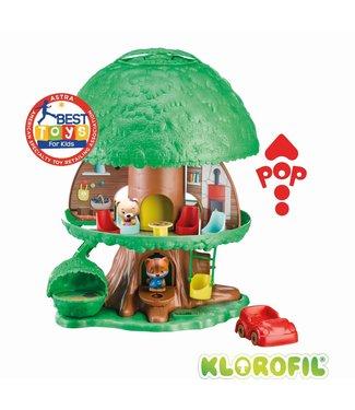 Klorofil speelset de Magische Speelboom +18 mnd