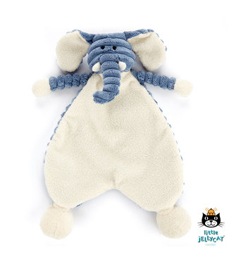 Jellycat Jellycat Cordy Roy Baby Elephant Soother 23 cm