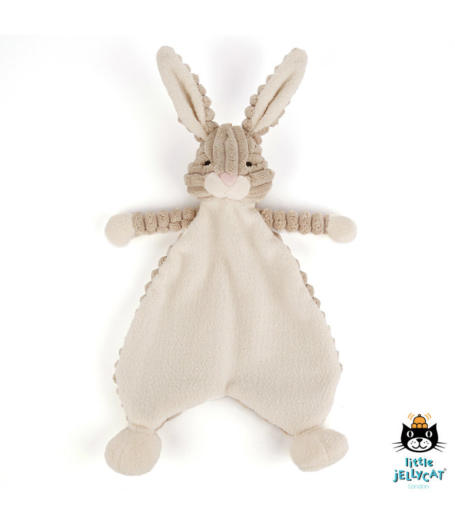 Jellycat | Cordy Roy | Baby Hare Soother | 23 cm