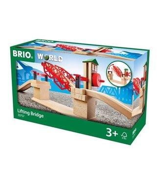 Brio Brio Houten Treinbaan Ophaalbrug 66,5 cm 3+