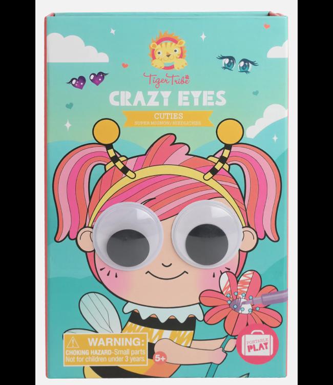 Tiger Tribe Crazy Eyes Cuties 5+