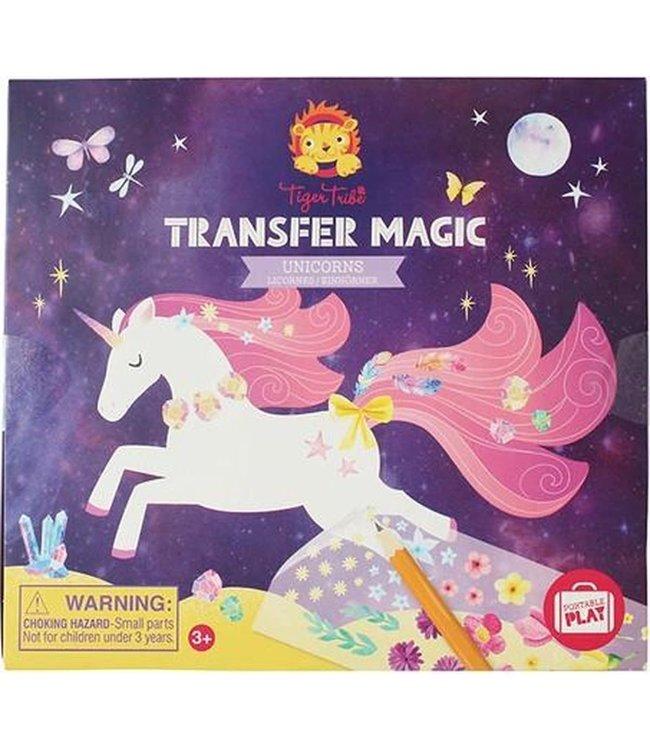 Tiger Tribe Portable Play   Transfer Magic   Unicorns   3+
