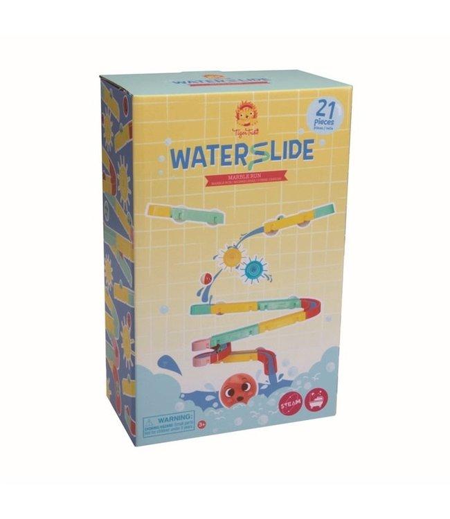 Tiger Tribe Bath Toy | Bath Stories | Waterslide | 3+