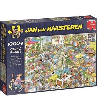 Jumbo Jumbo Jan van Haasteren Puzzel De Vakantiebeurs 1000 stukjes