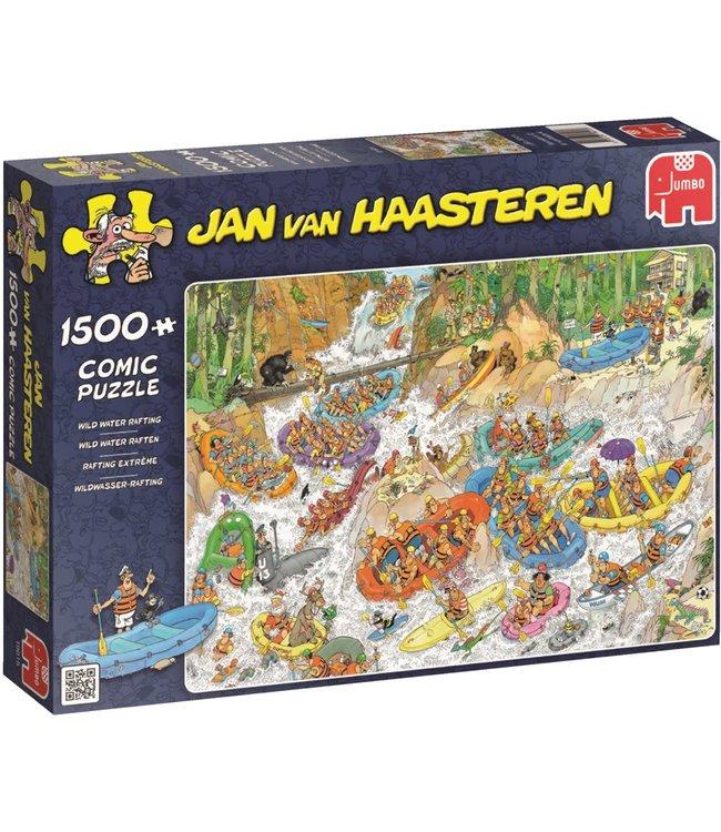 Jumbo Jan van Haasteren Puzzel de Winterspelen 1000 stukjes