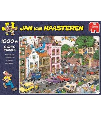 Jumbo Jumbo Jan van Haasteren Puzzel Vrijdag de 13e  1000 stukjes