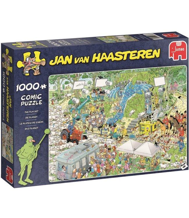 Jumbo Jan van Haasteren Puzzel De Filmstudio's 1000 stukjes