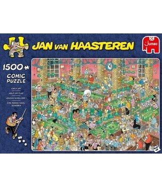 Jumbo Jumbo Jan van Haasteren Puzzel Krijt op Tijd! 1500 stukjes