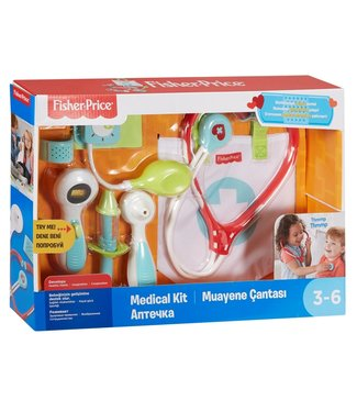 Fisher Price Fisher Price Doktersset 3+