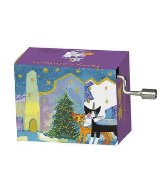 Fridolin Fridolin Art & Music | Christmas | Muziekmechaniek Cats | We Wish You