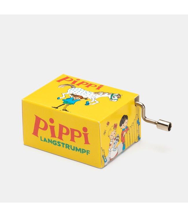 Muziekmechaniek Pippi Langkous | Hi Pippi Langkous