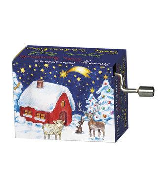 Fridolin Fridolin Muziekmechaniek | Christmas | We Wish You a Merry Christmas
