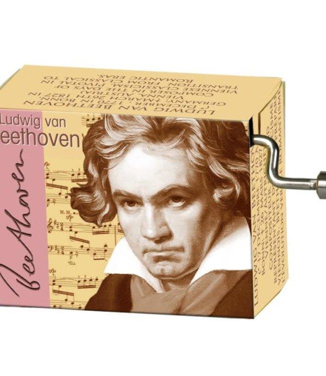 Fridolin Great Composers Muziekmechaniek | Beethoven | Fur Elise