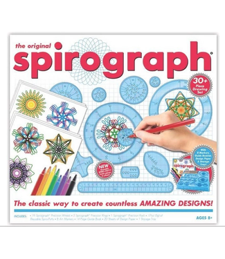 Spirograph | Kit inclusief Markers | 8+
