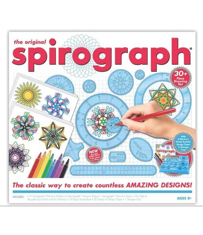Spirograph   Kit inclusief Markers   8+