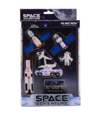 Space Shuttle Speelset 3+