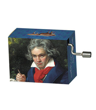 Fridolin Fridolin Art & Music Muziekmechaniek | Beethoven | Fur Elise