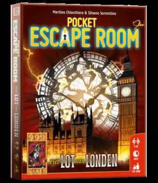 999-Games 999 Games Pocket Escape Room Het Lot van Londen 12+