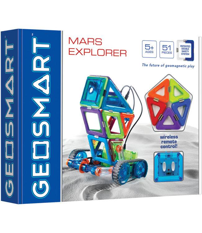 GeoSmart | Mars Explorer | met Draadloze Afstandsbediening | 51 delig | 5+