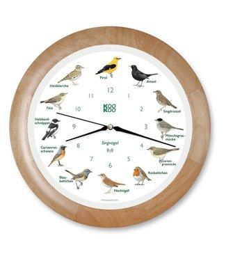 Kookoo KooKoo Zangvogels met Houten Lijst Radio Controlled